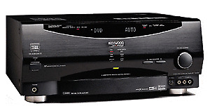 Kenwood Receiver - Top of the Line
