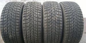 205/55R16 set of 4 Bridgestone Used (inst. bal.incl) 75% tread left