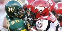 Labor Day--Calgary Stampeders vs. Edmonton Eskimos Mon, Sep 7