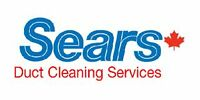 SEARS DUCT CLEANING: SAVE UP TO $150.00 WITH NEW YEARS DEALS!
