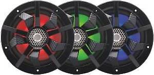 "Clarion 2-way Multi color 6.5"" speakers Heatherbrae Port Stephens Area Preview"