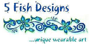 5 Fish Designs