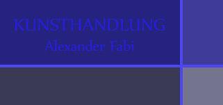 Kunsthandlung Alexander Fabi