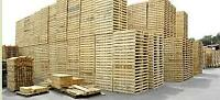 WOOD PALLET MANUFACTURER HIRING 40+ HRS WEEK