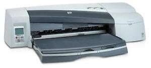 Refurbished HP Designjet plotters, with warranty, $650 & up London Ontario image 2