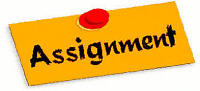Need Assignment Help ???