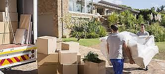 Men with truck Full House move/courier/gumtree/ebay pick up-50$