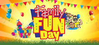 COMMUNITY FAMILY FUN DAY SAT. JUNE 3rd  10 AM - 2 PM