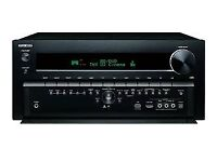 Onkyo TX-NR1010 Home Cinema Amplifier - Top End, Very Powerful, Network Enabled
