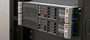 HP DL380 G8 - 2 x Six Core - 64Gb RAM - 2 x 300Gb SAS + 2 x 1Tb SAS ! - 1Gb RAID