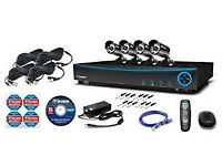 CCTV (Brand new boxed Swann CCTV with cameras)
