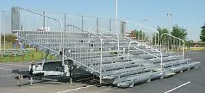 Speedy Bleacher Trailer