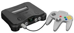 Selling Nintendo 64 with Controller