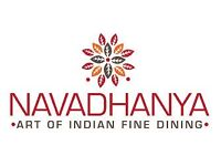 Looking for an enthusiastic Commis waiter for fine dining Indian restaurant!!!