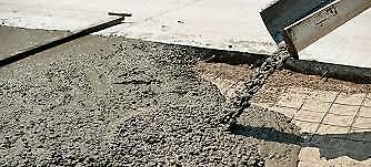Concrete and Paving services