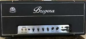 FOR TRADE A BUGERA BRITBITE HEAD..150 WATTS FOR CV STRAT