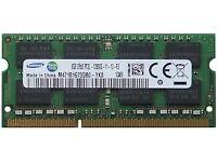 Laptop Memory - One 8 GB laptop memory module DDR3 - SDRAM