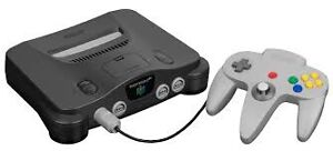 Buying Nintendo64 Console