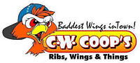 Hiring Cooks and Servers at C W Coops, Holland Landing
