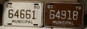 License Plates, mostly Ontario from 1929 t0 1980 100's in total Belleville Belleville Area image 9