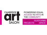Cambridge Art Salon - Two shared studio spaces
