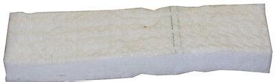 ceramic wool sponge 2pcs x 30x10x3cm bioethanol fire firplace firebox safety