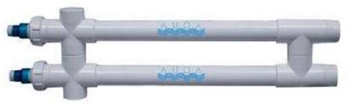Aqua Ultraviolet® Classic Series UV Clarifier/Sterilizer - 80W Units, 20 Options