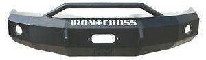 Iron Cross Front and Back Bumper!!!