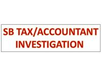 TAX INVESTIGATION SERVICES ACCOUNTING SERVICES PRIVATE CLIENT SERVICES