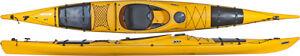 Kayak de mer / Sea Kayak / Prijon HTP Seayak 500 LV (16ft 5)
