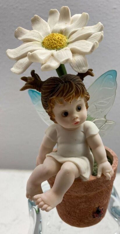 "My Little Kitchen Fairies "" Oopsey Daisy Fairie"" 2002  Enesco"
