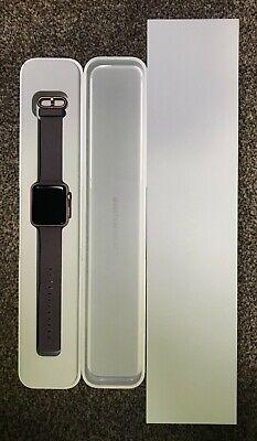 Apple Watch Sport 42mm, 7000 series, Retina display, rose gold aluminium, A1554