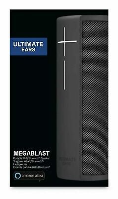 Ultimate Ears Megablast Speaker - Bluetooth - Rechargeable