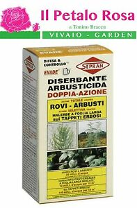 Diserbante totale sepran evade rovi e arbusti post for Diserbante per rovi