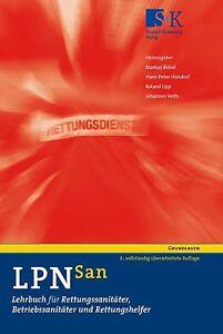 LPN San (3. vollständig überarbeitete Auflage, NEU, OVP)