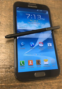 Samsung Note 2 1.6Ghz Quad Core Bell/Virgin Great Condition