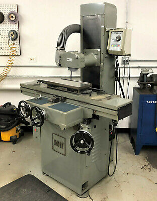 Mitsui Msg-250mh 8 X 18 Surface Grinder Roller Bearing Assetexchangeinc