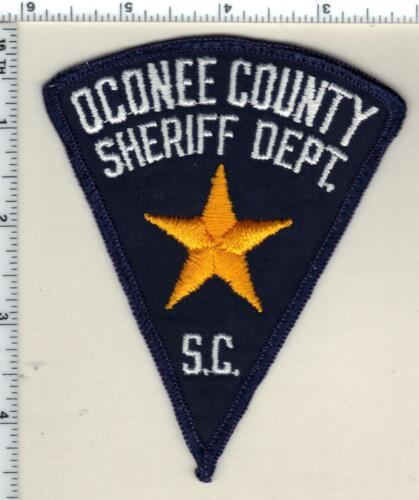Oconee County Sheriff