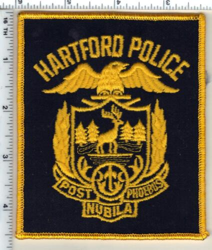 Hartford Police (Connecticut) Shoulder Patch - new from 1985