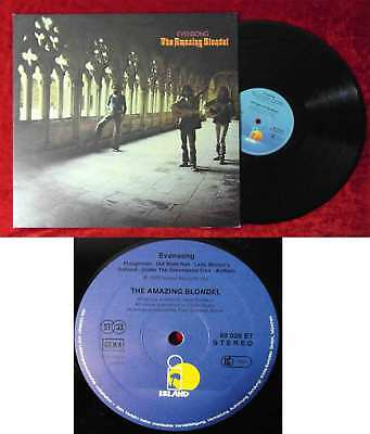 LP Amazing Blondel: Evensong (Island 88 026 ET) D