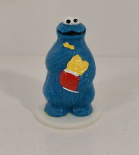 "Cookie Monster 2.25"" PVC Birthday Cake Topper Action ..."
