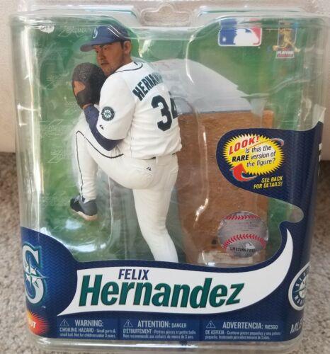 Felix Hernandez Seattle Mariners McFarlane MLB Series 31 Fig