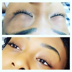 **EYELASH EXTENSIONS 50% OFF**