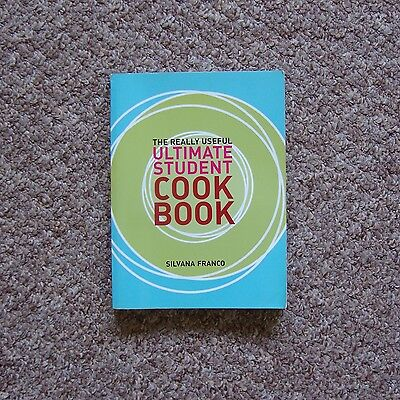 The Really Useful Ultimate Student Cook Book – Silvana Franco for sale  Shipping to South Africa