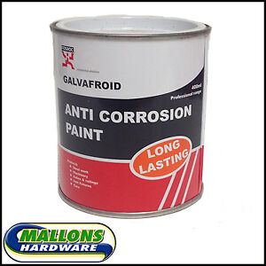 Fosroc Galvafroid Anti Corrosion Paint 400ml