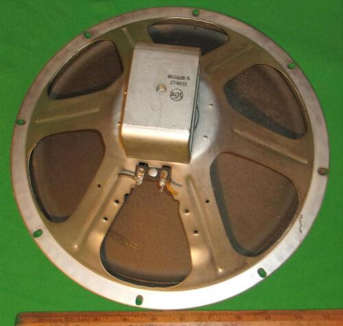 RCA Victor New Orthophonic High Fidelity 12-Inch Speaker for SHP-9 Hi Fi (1958)