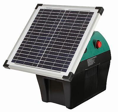 Dispositivo Valla Pasto Movible Poder Ad 2000 Valla Eléctrica Digital Batería