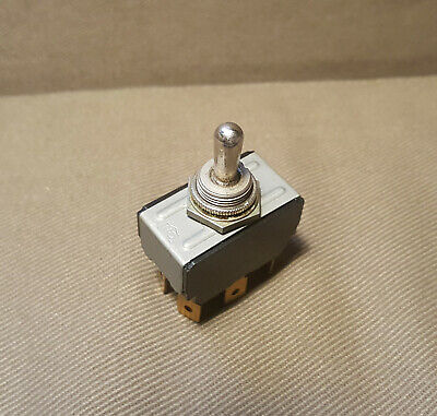 Power Toggle Switch For Hoshizaki Ice Machine Km-150baf - 15a 125vac 10a 250vac