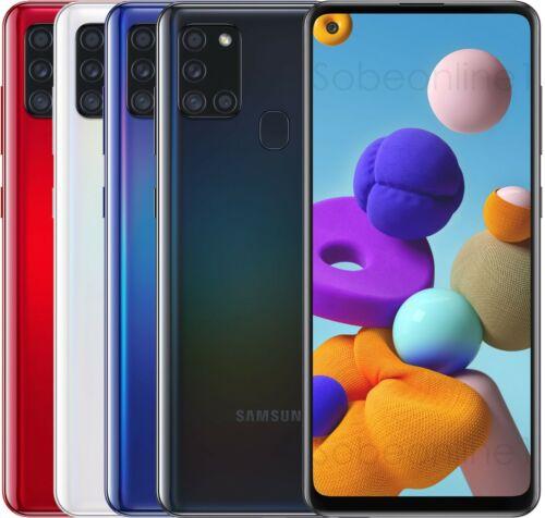 """Samsung Galaxy A21s 64GB 4GB RAM SM-A217M/DS (FACTORY UNLOCKED) 6.5"""" Dual Sim"""