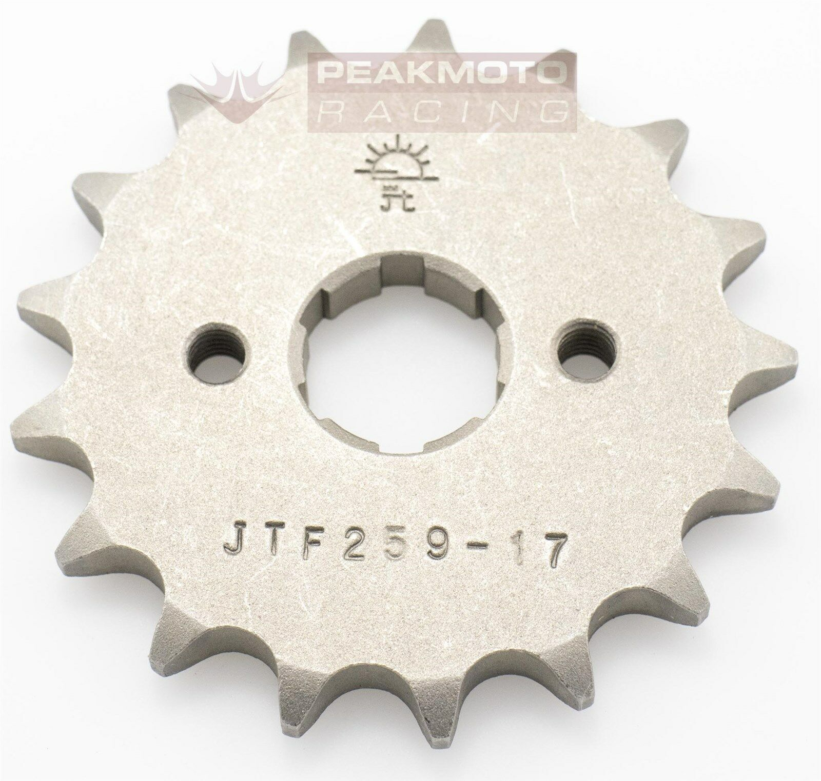 JT Sprockets JTF569.10 10T Steel Front Sprocket